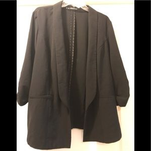 Maurice's Black jacket